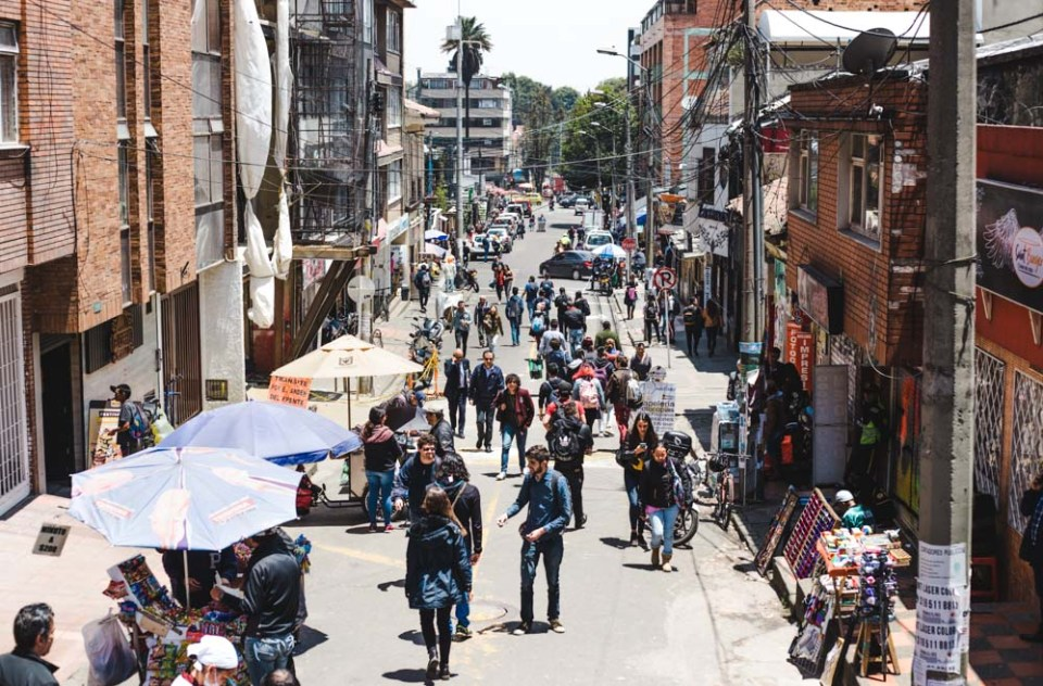 colombia bogota safe travel in south america safety tips