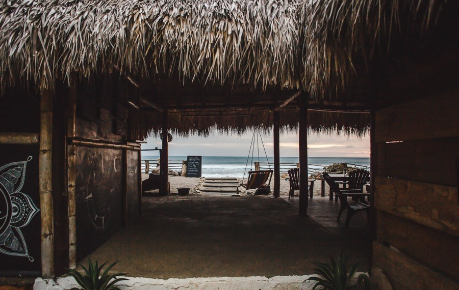 best central american beaches: popoyo surfing nicaragua