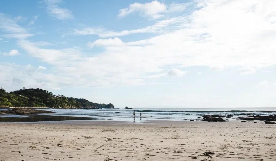 best central american beaches: playa maderas san juan del sur nicaragua