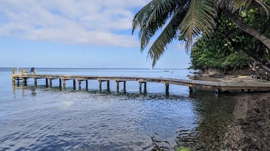 best central american beaches honduras roatan
