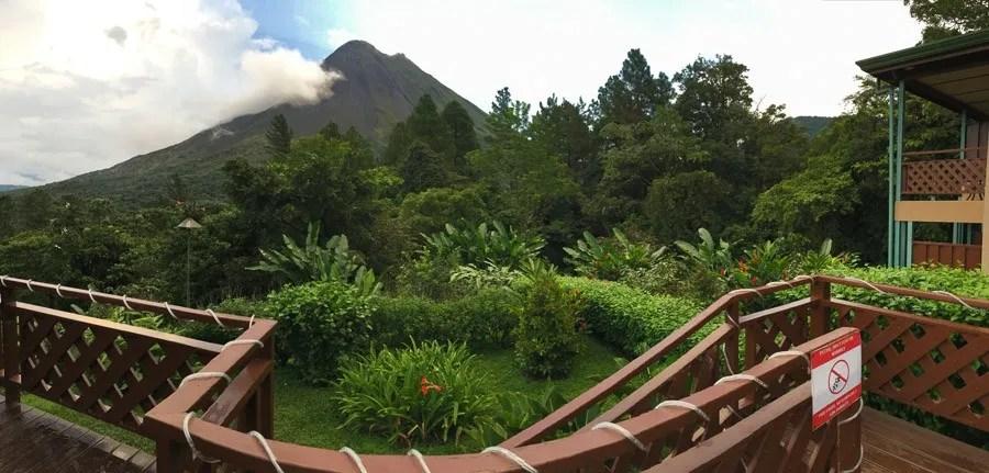 arenal volcano - famous landmarks in costa rica