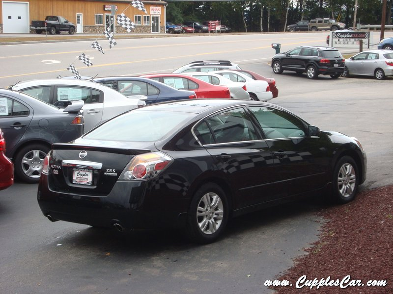2011 Nissan Altima S Special Edition Automatic Sedan For Sale In Laconia Nh Cupples Cars