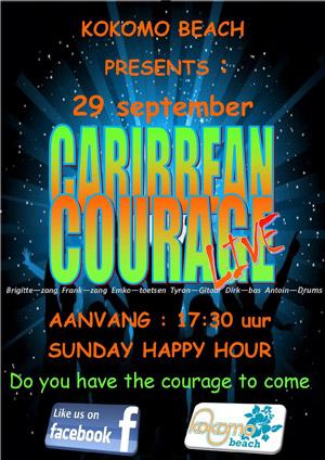 Caribbean Courage at Kokomo