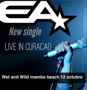 EA at Wet & Wild Curacao