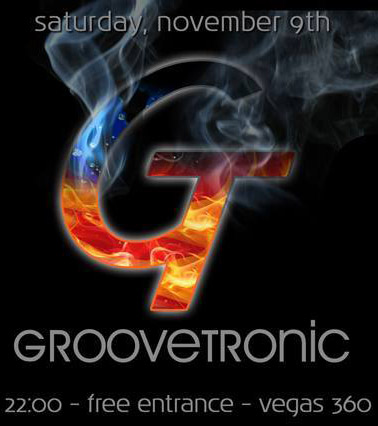 Groove Tronic at Vegas 360 Curacao