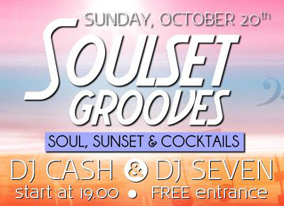 Soulset Grooves at Vegas 360 Curacao