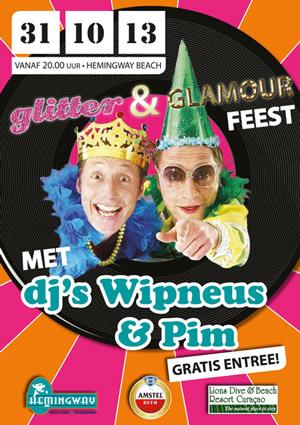 Wipneus en Pim in Curacao