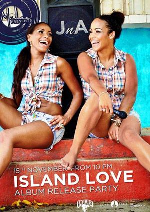 JnA Music Island Love EP