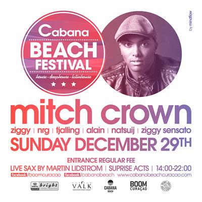 Cabana Beach Festival Curacao