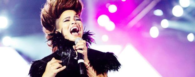 Eva Simons Vocalist