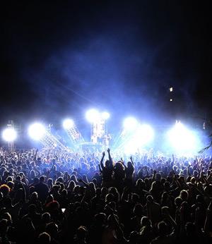 Full Moon Party at Kokomo Beach Curacao