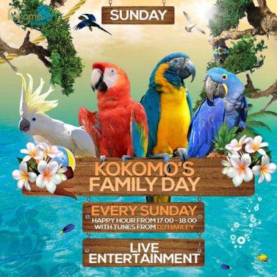 Kokomo Family Day at Kokomo Beach Curacao