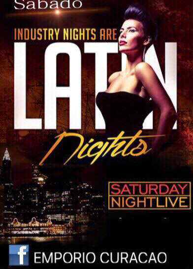 Latin Nights at Emporio Curacao