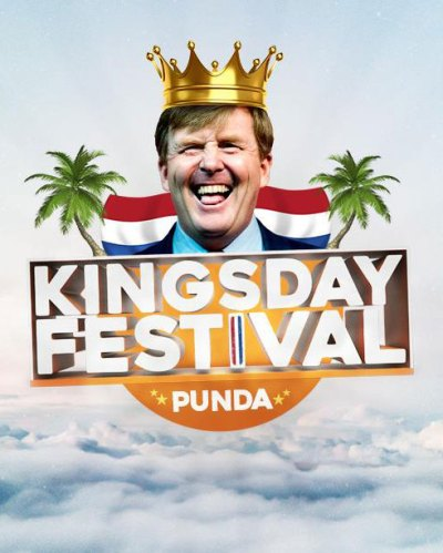 Kings Day Festival at Wilhelminaplein Curacao