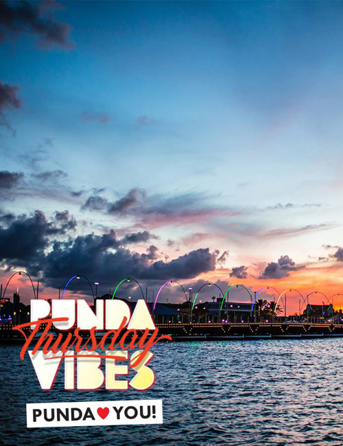 Punda Thursday Vibes in Willemstad Curacao