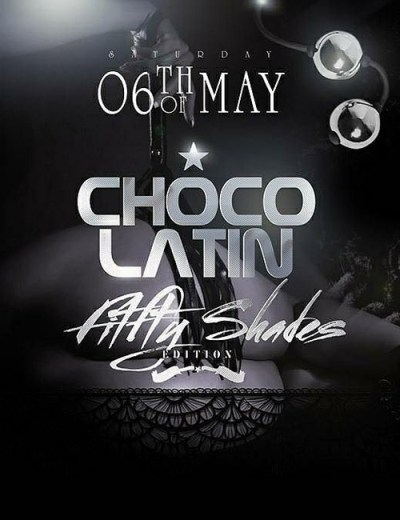 Chocolatin 50 Shades at Club Spoonz Curacao