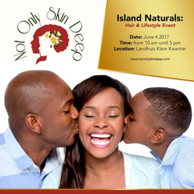 Island Naturals Hair and Lifestyle at Landhuis Klein Kwartier Curacao