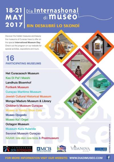 International Museum Days in Curacao