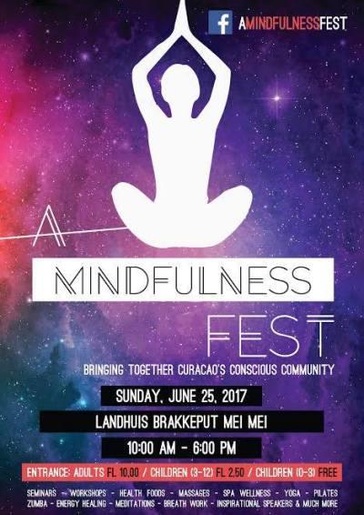 Mindfulness Fest at Landhuis Brakkeput Mei Mei Curacao