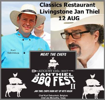BBQ Fest at Jan Thiel Curacao