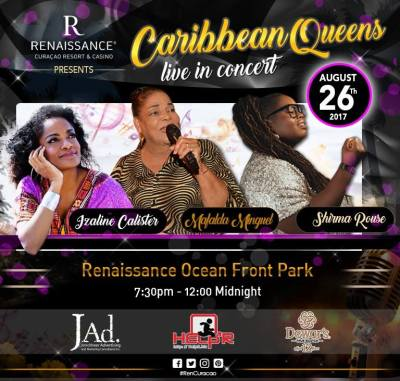 Caribbean Queens at the Renaissance Curacao