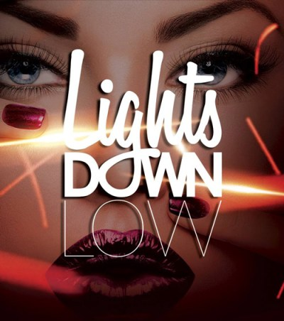 Lights down low at Club Spoonz Curacao