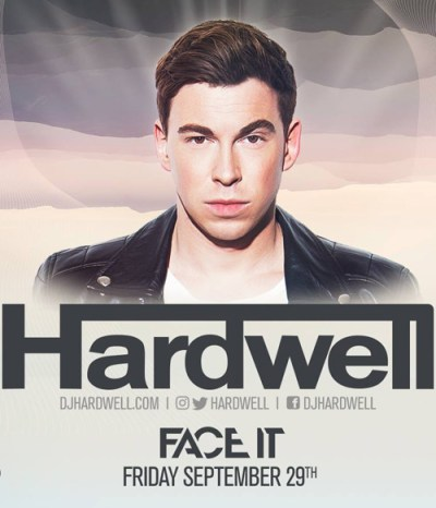 Face It with Hardwell in Curacao