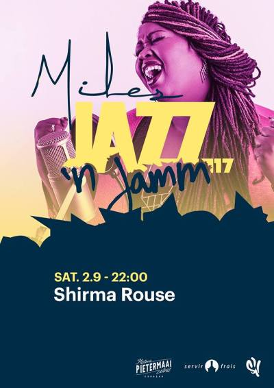 Jazz n Jamm with Shirma Rouse at Miles Jazz Cafe Curacao