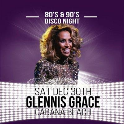 Glennis Grace at Cabana Beach Curacao