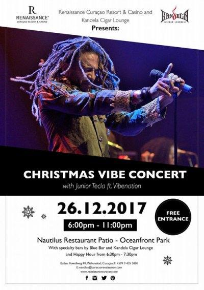 Christmas Vibe Concert at Renaissance Curacao