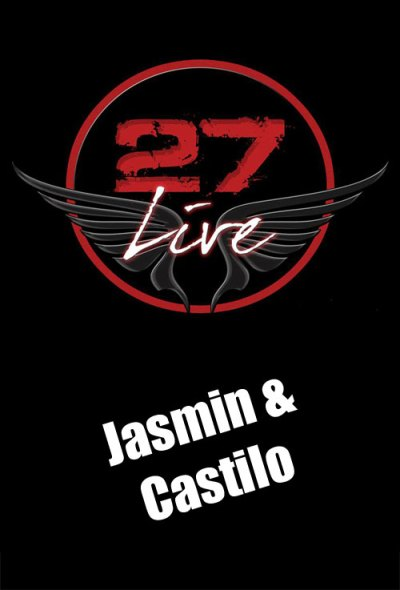 27 Live Jasmin and Castillo at 27 Curacao