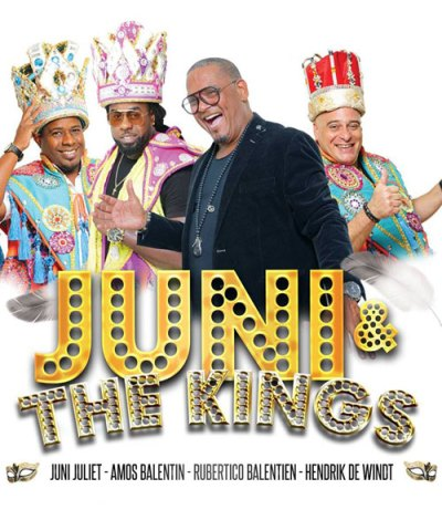 Juni Juliet and the Tumba Kings at Rif Fort Curacao