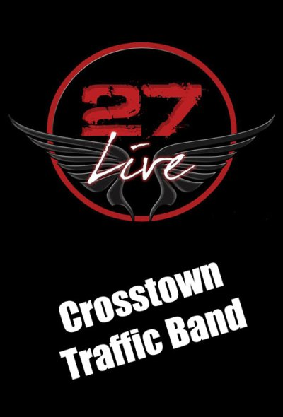 Crosstown Traffic Band at 27 Curacao