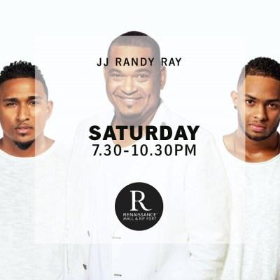 JJ Randy Ray at Riffort Curacao