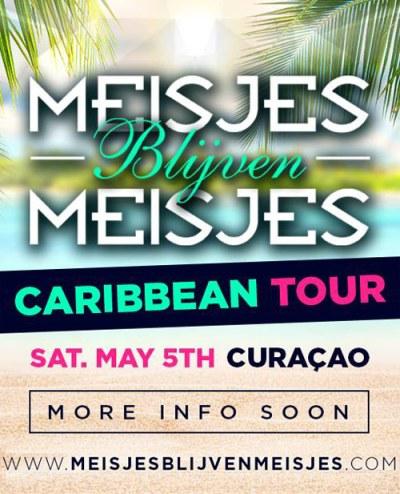 Meisjes Blijven Meisjes in Curacao