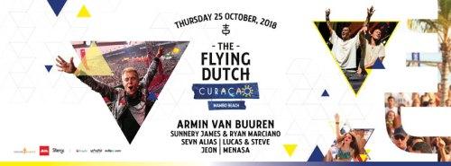 Flying Dutch Curacao 2018