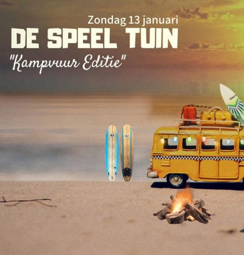 Speel Tuin Jam Session at City Beach 88 Curacao