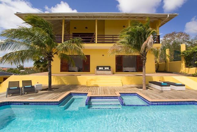 Slaapplek Curacao