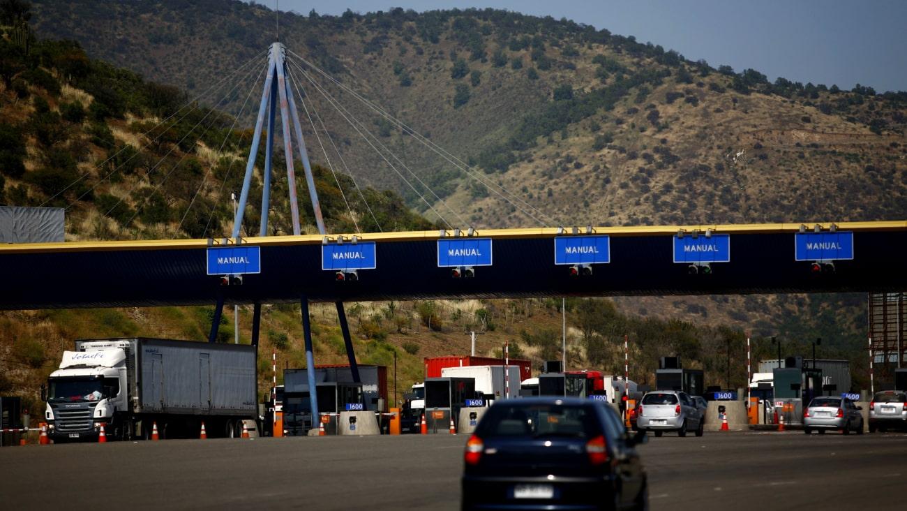 Autopista concesionada