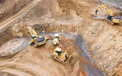Construcción de Traspaso Andina completó un 87% de avance