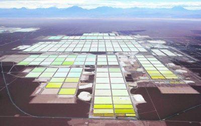 SQM planea aumento de capital y proyecta invertir US$1.000 millones en litio