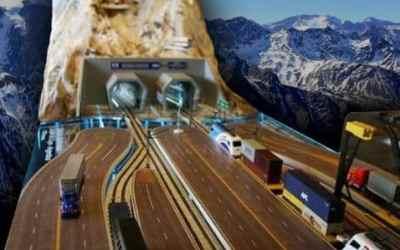 Qué falta para destrabar la obra del Túnel de Agua Negra, según Uñac