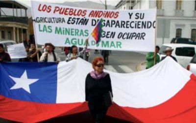 Supremazo: justicia da favor a comunidad indígena y minera BHP deberá paralizar Cerro Colorado
