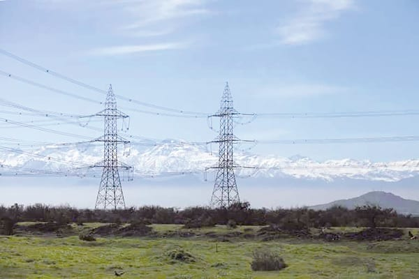 Linea de Transmision Electrica