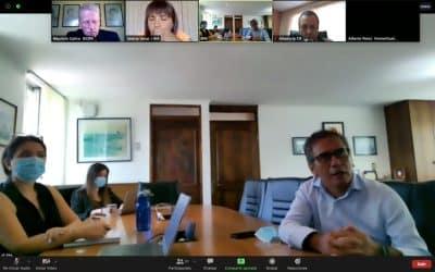 Reunión Autoridades