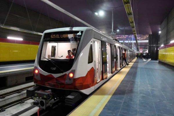 SEA rechazó petición para modificar trazado de la Línea 7 del Metro por parte de la Alcaldesa de Santiago