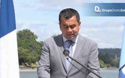 Destacando avances en proyectos de inversión celebraron 80 años de Lago Ranco