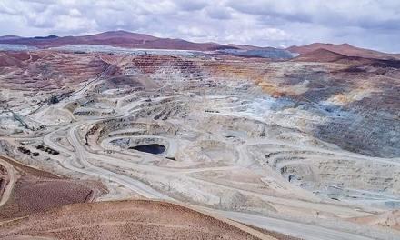 Teck corrige al alza impacto del Covid-19 en construcción de Quebrada Blanca 2