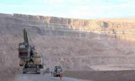 BHP dice que expandió la mina Spence en Chile para alcanzar la máxima producción en 12 meses