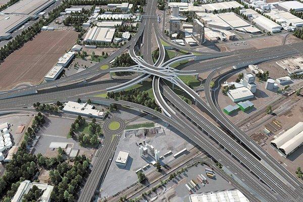 Túnel Lo Ruiz: el proyecto de la Autopista Central que busca destrabar el MOP para la reactivación
